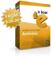 eScan Antivirus Edition